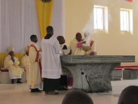 SILVER JUBILEE OF THE CATHOLIC DIOCESE OF GEITA [1985 - 2010]